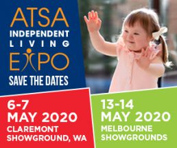 ATSA Independent Living Expo @ Melbourne Showgrounds, Melbourne