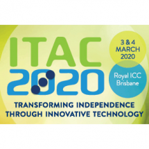 ITAC 2020 – Transforming Independence through Innovative Technology @ Royal ICC, Brisbane | Bowen Hills | Queensland | Australia