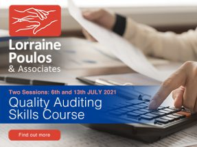 Quality Auditing Skills Course @ Online